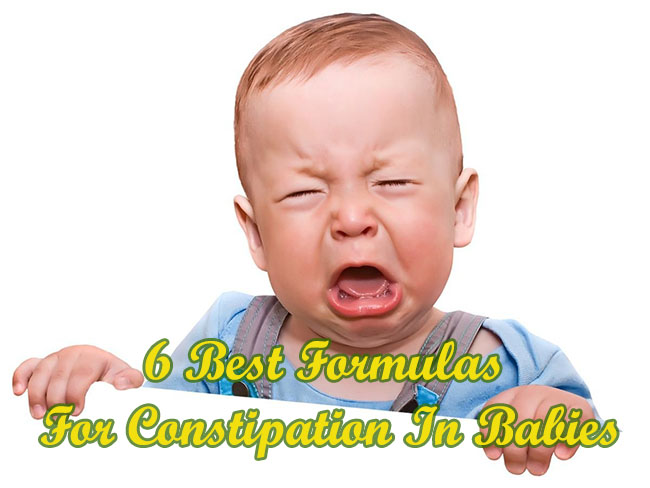 formulas for constipation