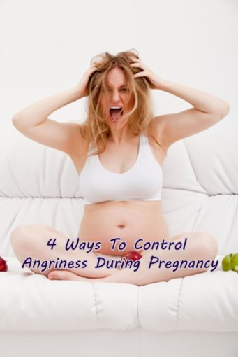 Angriness During Pregnancy