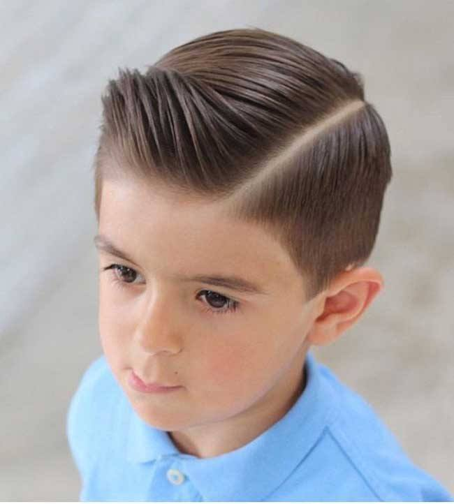 Future Army Man Little Boy Haircuts