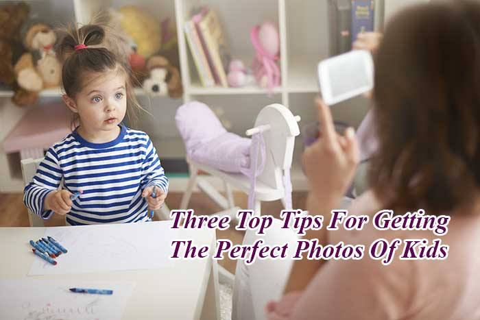 Perfect Photos Of Kids